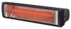 Infrared Heater,1.5kW,120V, Black -- SCOSYAW15120b