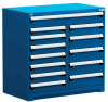 R Stationary Cabinet (Multi-Drawers), 13 drawers (48