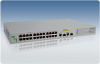 FS750 Fast Ethernet WebSmart Switches -- AT-FS750/24POE