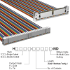Rectangular Cable Assemblies -- H3CKH-6036M-ND -Image