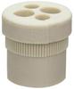 Sealing insert M25 PFLITSCH UNI Dicht UFE 54pm2x6/2x8 -Image