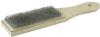 File Card Brush, .012 Steel Fill -- 44260