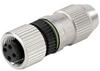 Sensor Actuator Interface (SAI) Round Plug -- SAIB-4-IDC-M12 Small - Image