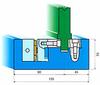 Hydraulic Die Holder (AMADA) -- 4014