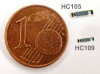 Capacitve SMD Humidity Sensor -- HC109