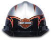 Harley-Davidson Hard Hats - Racing, silver > UOM - Each -- HDHHAT20 -- View Larger Image