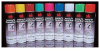 Mutual 20 oz. Inverted Spray Paint - 12 Cans in Flo Pink -- 679-175