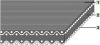 N Line Belt for General Conveying