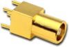 Series 101 A004 Coaxial 50Ohm Connector -- DP 101 A004-28
