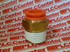 SMC KQ2H13-37S ( FITTING, MALE CONNECTOR *LQA ) -Image