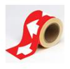 Brady; Direction Flow Arrow Tape -- sc-17-042-A