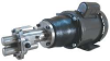 Rotary Gear Pump, 316 SS, 1 1/2 HP, 1 Ph -- 4KHN3