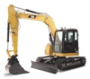 308D CR Hydraulic Excavator -- 308D CR Hydraulic Excavator
