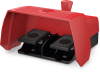 Foot Switch with Emergency Stop Button NA2 - Image