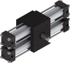 Dual Rack Indexing Actuators -- X32
