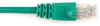 Black Box Connect CAT6 250 MHz Ethernet Patch Cable - UTP, PVC, Snagless, Green, 6 ft. -- CAT6PC-006-GN