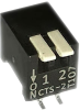 DIP Switches -- 193-2MSR-ND - Image
