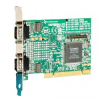 2 Port RS232 PCI Serial Port Card -- UC-257 -- View Larger Image