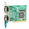 2 Port RS232 PCI Serial Port Card -- UC-257