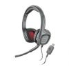 Plantronics Audio 655 USB Headset Black -- Audio 655 - Image