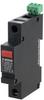DC Surge Protector SPD I2R Indoor DIN-Rail 600 Vdc, Full-Mode, 40 kA MOV -- 1102-014-17 -Image