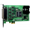 8 Port RS232 PCI Express Serial Card -- PX-279 -- View Larger Image