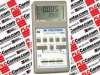 DIGITAL MULTIMETER; EXTERNAL HEIGHT:175MM; EXTERNAL WIDTH:86MM; EXTERNAL DEPTH:48MM; WEIGHT:470G; ACCURACY:0.005; CALIBRATED:NO; CAPACITANCE MEASURING -- 886