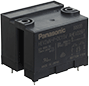 High Capacity DC Power Relay -- HE-V