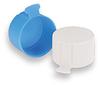 Y Series - Tear Tab Caps for NPT Threads -- Item # Y3/4B -Image