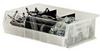 Clear-View Shelf Bins -- HQSB116CL -Image