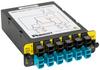 Pre-Terminated Fiber : Pre-Terminated Cassettes : Tapped Cassettes : Fiber Tap Cassettes (OM4 Bend-Insensitive Multimode) -- FCT-7ZA