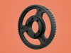 Metric Timing Belt Pulleys -- P1128M20-SK - Image