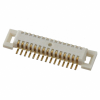 Rectangular Connectors - Arrays, Edge Type, Mezzanine (Board to Board) -- 255-3250-1-ND -Image