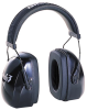 Leightning Noise-Blocking Earmuffs - L2H Leightning, cap mount > COLOR - Dark gray > NRR - 25 > UOM - Each -- 1011992