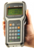 Portable Handheld Ultrasonic Flowmeter -- RH20