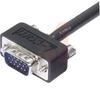Super Thin SVGA Cable, HD15 Male/Male, 5.0 Ft. -- 70126357
