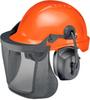 Elvex ProGuard™ CU-60R Safety Helmet Complete -- CU-60R