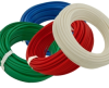 Colored Linear Low Density Polyethylene Tubing -- 58502