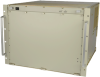 """Type 12 rugged 19"""" COTS 8U Chassis -- View Larger Image"""