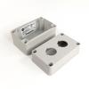 30mm Push Button Enclosure 800H Pb -- 800H-2HZ4C -Image
