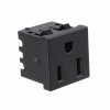 Power Entry Connectors - Inlets, Outlets, Modules -- 2057-NEMA-5-3-HW-ND - Image