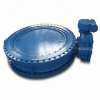 Double Flange Butterfly Valve -- LD 018-BT5 - Image