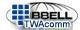 Hubbell Plate Module W-Mold -- HWM15DINW10