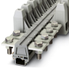 Feed-through Modular Terminal Block -- UHV150-KH/M12 - 2130334