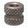 Metric Diamond Groove Castable Bushing -- DGM Series