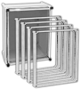 Transparent Screw Cover Enclosures - APO - NEMA 4X -- A1-706E4CT