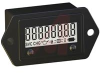 AC/DC HOUR METER 2 HOLE 1/4