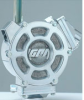 Deluxe Dual-Flo Manual Hand Fuel Transfer Pump w/ 8' hose (50 Gals/100 strokes) -- ATI-HP100-UL