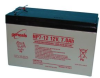 Rechargeable Lead Acid Emergency Battery 12V -- 40309094578-1 - Image