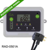 CO2 Controller for Mushroom Farms & Growers -- RAD-0501A -Image